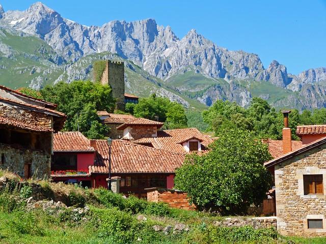 Mogrovejo (valle de Liébana, Cantabria)