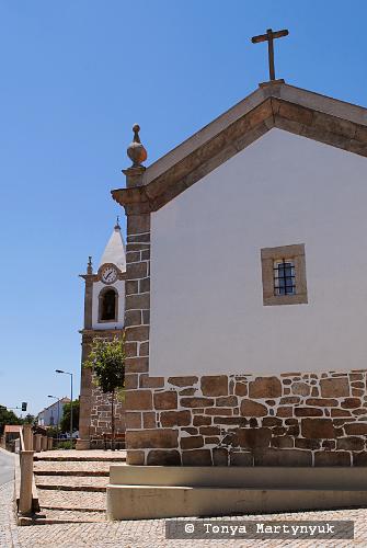 55 - провинция Португалии - маленькие города, посёлки, деревушки округа Каштелу Бранку