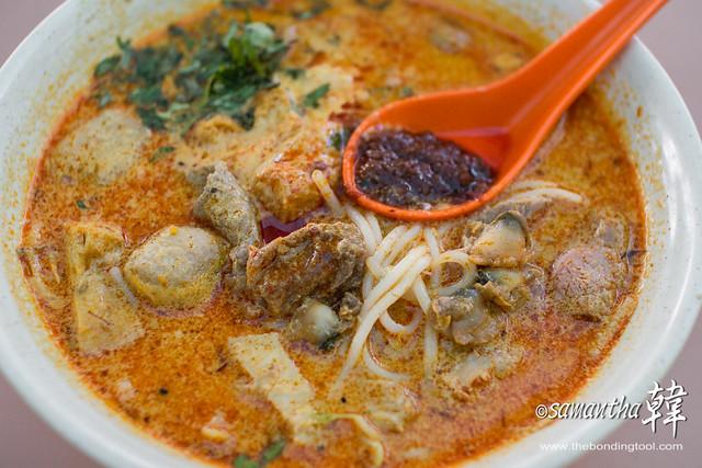 Hong Heng Beef Noodle Soup & Laksa 宏兴牛肉粉·叻沙