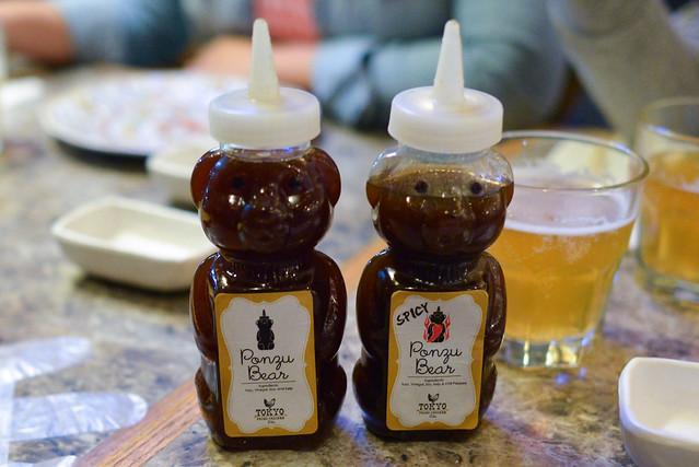 ponzu bear