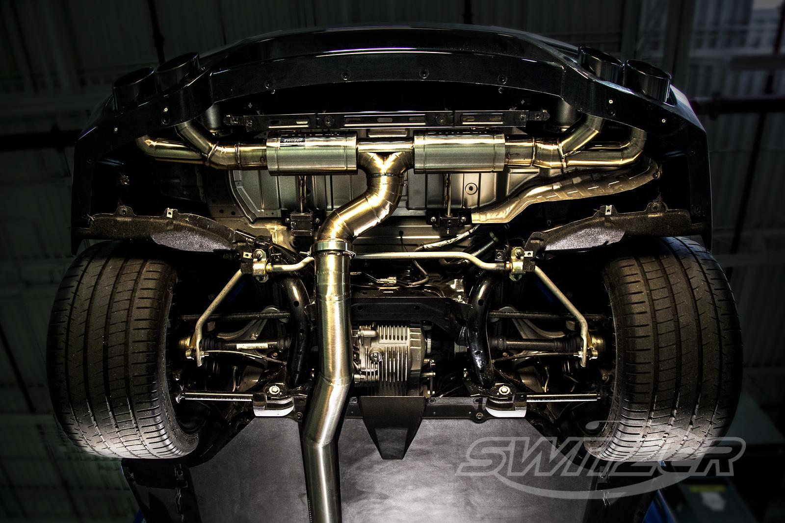 Switzer Gtr Exhaust Switzer Ss102 4 Amp Quot Exhaust