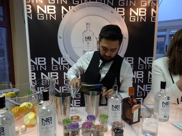 NB Gin en el Gin Show Madrid