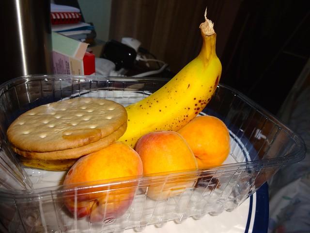 Fruits, evening