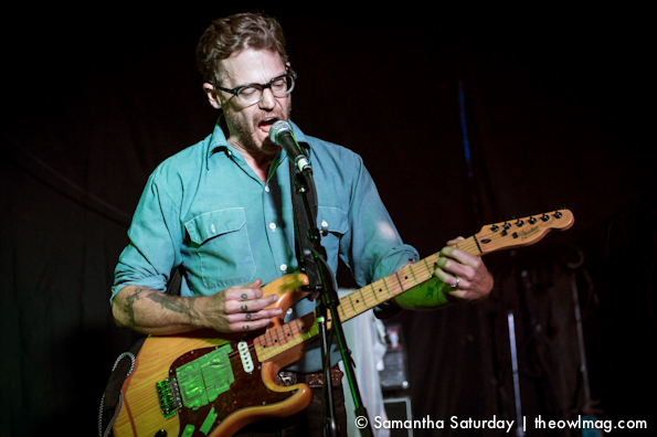 Spencer Moody and the Anzalone's @ The Satellite, LA 6/2/14