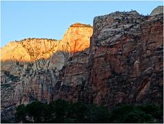 Zion NP, Sunrise 5-1-14la