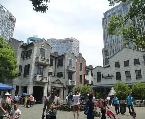 Shanghai-Concession francaise-Xintiandi (7)
