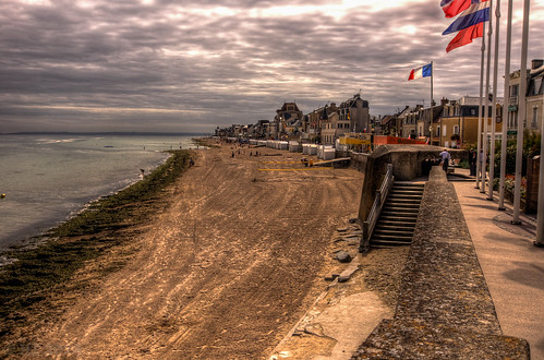 Juno Beach - Nan Red Sector, St. Aubin sur Mer, Normandy