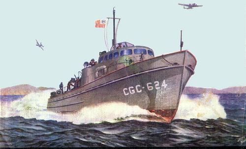 D-Day's 'Matchbox Fleet'