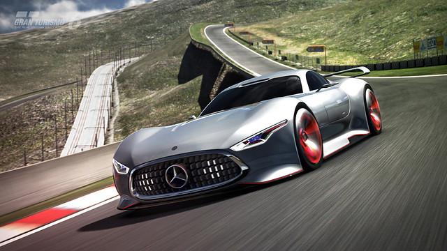 Gran Turismo 6 - Mercedes-Benz AMG Vision Gran Turismo Racing Series