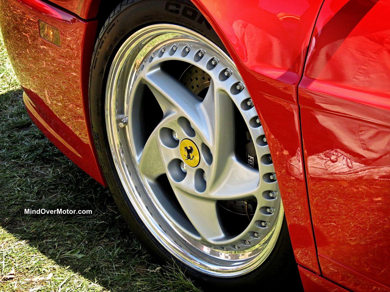 Ferrari 512M Wheel