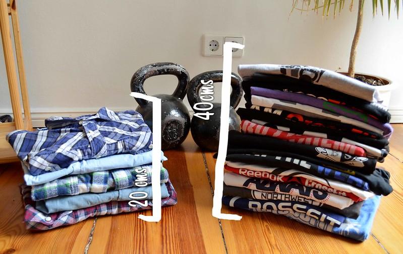 Foto de camisas vs camisetas crossfit