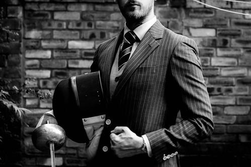 The Gentleman Fencer 1