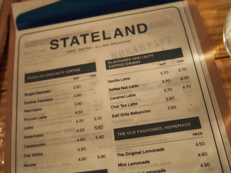 Donn's Blog: Stateland Cafe