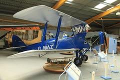 DH 82A Tiger Moth G-MAZY