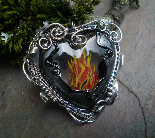 Fiery Heart and Wirework