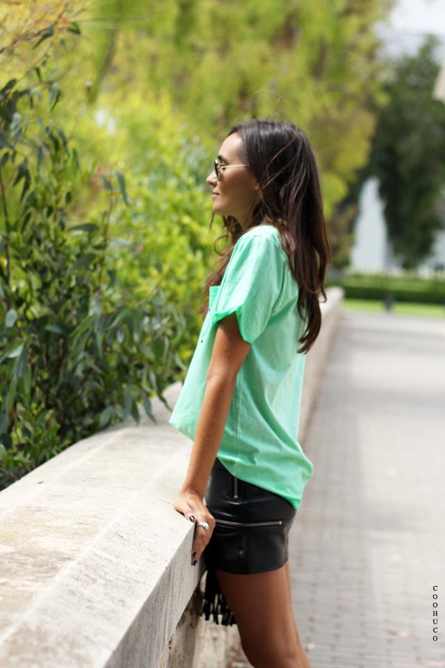 camiseta verde mimmeko coohuco 3