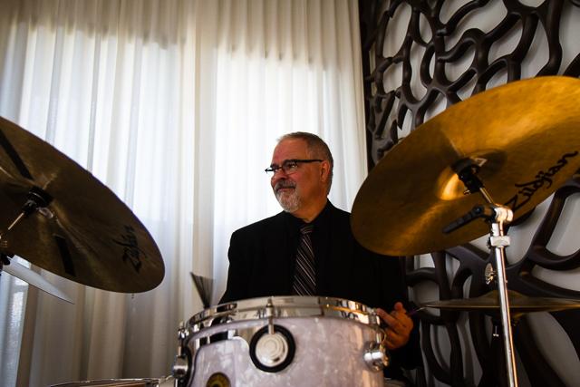 Ben Wanicur Trio at Cusrp 62714 © Michael Klayman 2014- 13