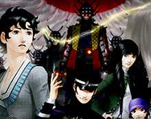 Shin Megami Tensei: Devil Summoner 2: Raidou Kuzunoha vs King Abaddon