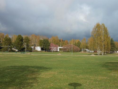 Nurminäkymä, Pohjois-Tapiola Espoo 1.5.2014