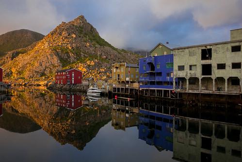 Nyksund fishing village