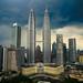 Petronas Twins Tower - Sony A7R by Luke,Ma