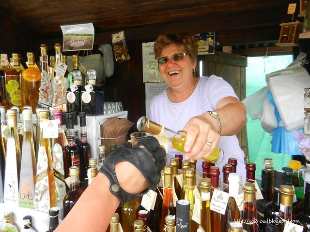 В Истрии делают вино из ежевики