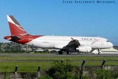 N682TA TACA International Airlines Airbus A320-233 - cn 3581
