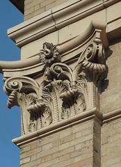 Architectural Detail: Mount St. Sepulchre Franciscan Monastery - 1400 Quincy Street NE, Washington, DC