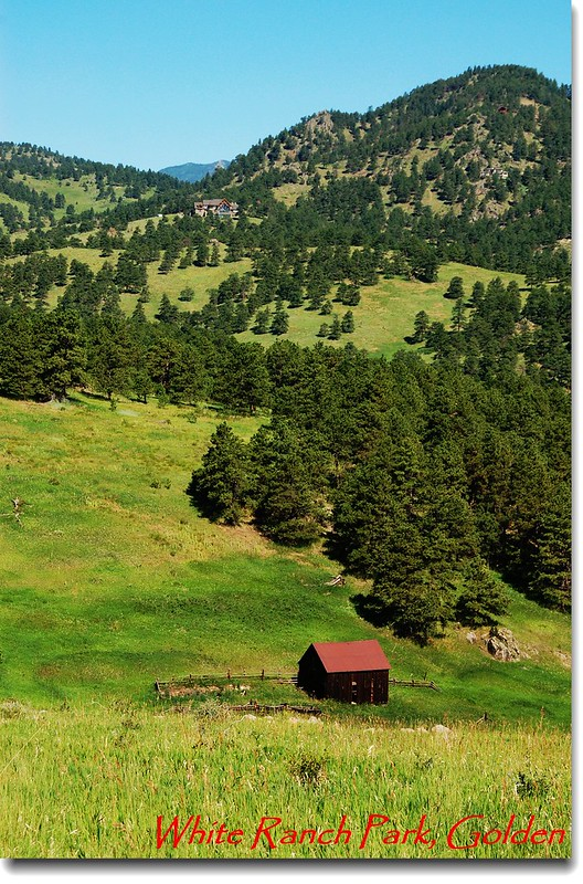 草原、農莊 1