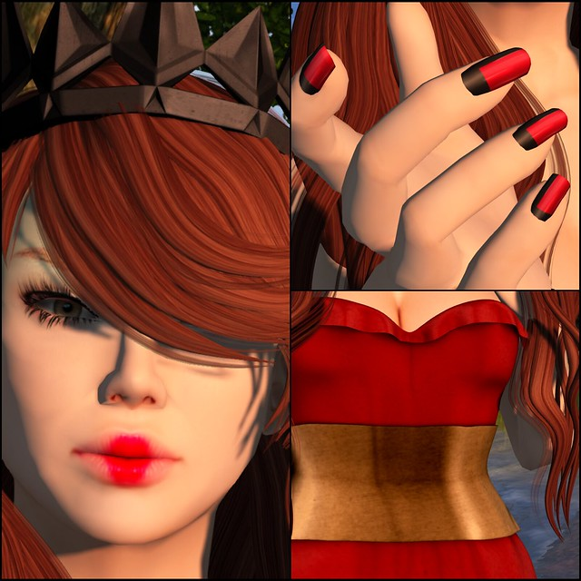 The Storybook Queen - LoTD - Up Close and Personal