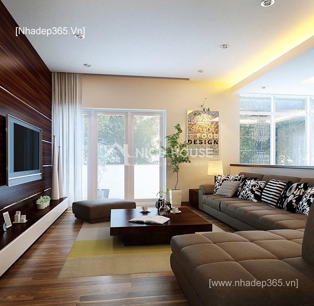 Thiết kế biệt thự vườn nhà Anh Minh - Hà Nội_09
