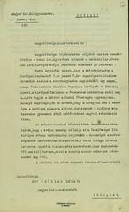045. Külügyminisztériumi tájékoztató a miniszterelnöknek Zita királyné svájci útjáról