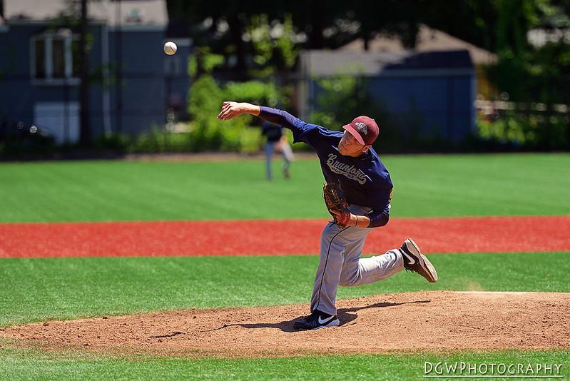 Stratford vs. Branford American Legion Baseball