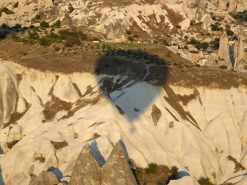 Turquie - jour 20 - Cappadoce, dans les airs et sous terre - 143 - Cappadoce en ballon