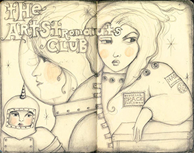 The Artstronauts Club