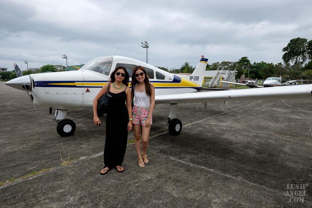 dumaguete-charter-plane