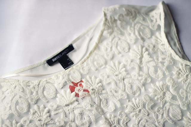 blanco lace