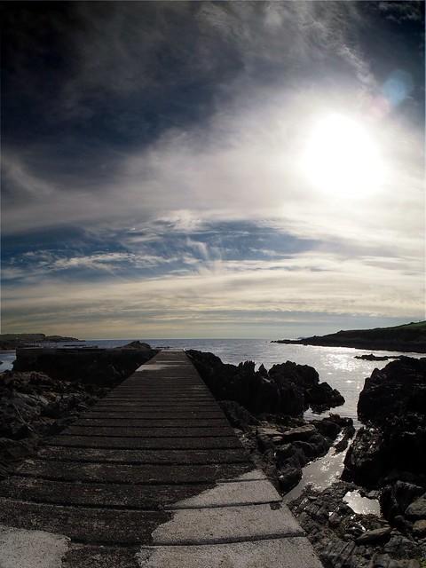 Cahermore pier