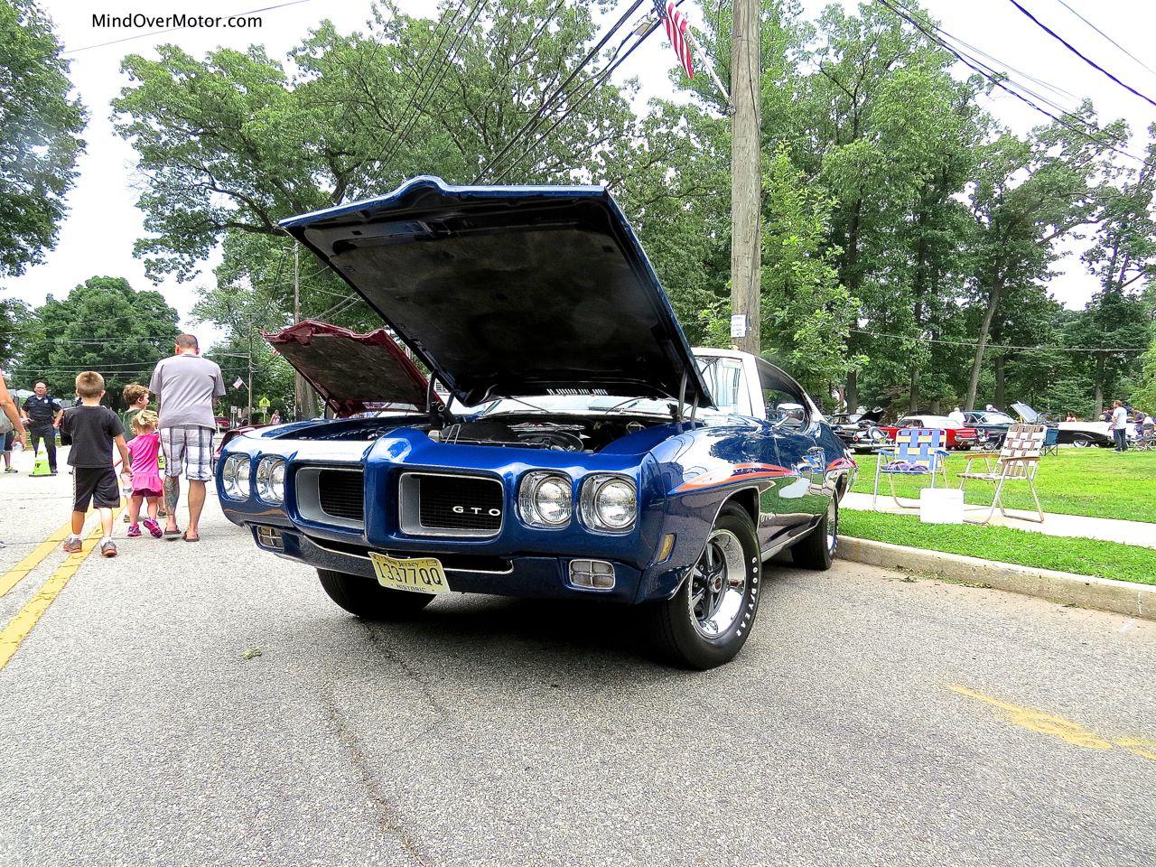 1970 Pontiac GTO Front