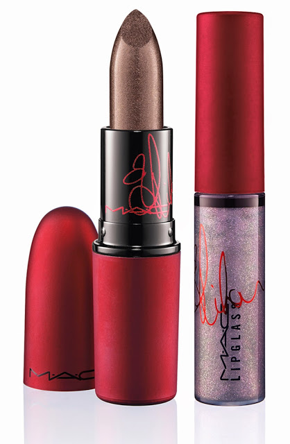 MAC Cosmetics Viva Glam Rihanna 2 Lipstick Lipglass September 2014