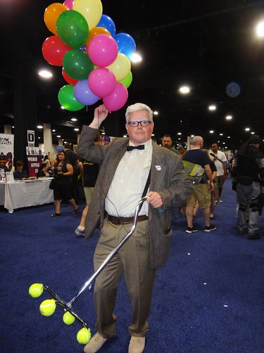 Cosplay_Up Carl Fredricksen