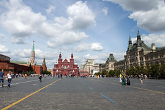 Explore the Red Square - Things to do in Moscow