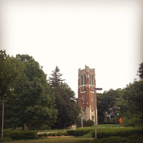 The Bell Tolls #msu