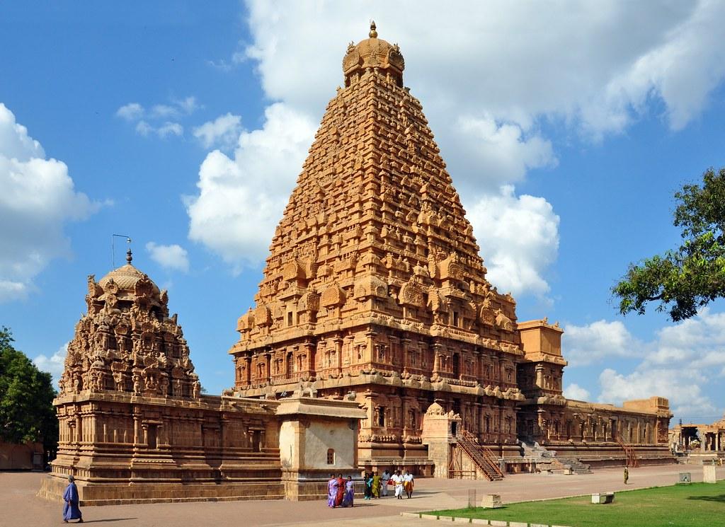 India - Tamil Nadu -Thanjavur - Brihadisvara Temple - 146