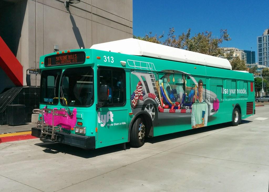 Lyft Bus