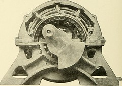 "Image from page 407 of ""Cyclopedia of applied electricity : a general reference work on direct-current generators and motors, storage batteries, electrochemistry, welding, electric wiring, meters, electric lighting, electric railways, power stations, swit"