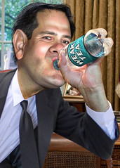 Marco Rubio - Thirsty for Power