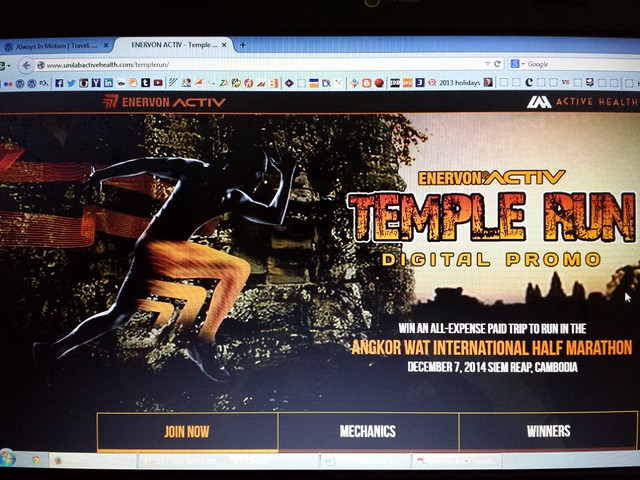 temple run enervon activ website