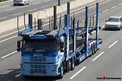 Volvo FM 400 6x2 Car Transporter - V6 ECM - ECM - M1 J10 Luton - Steven Gray - IMG_0440