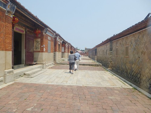 Taiwan-Kinmen Nord-est-Shanhou Village (6)